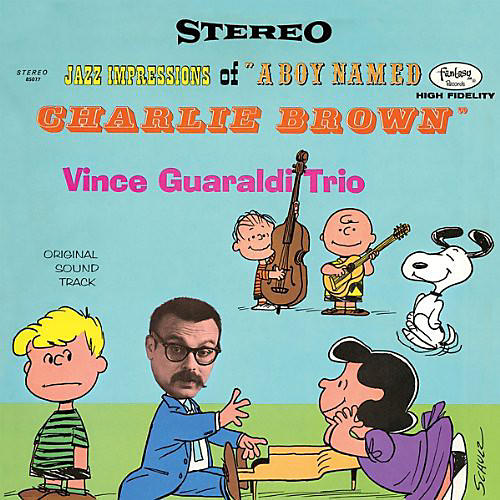 Alliance Vince Guaraldi - Jazz Impressions of a Boy Named Charlie Brown