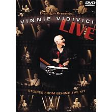 Drum Fun Inc Vinnie Vidivici Live Instructional/Drum/DVD Series DVD Performed by Vinnie Vidivici