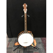 Vintage 1930s FAIRBANKS STYLE N Natural Banjo