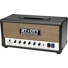 Open Box Jet City Amplification Vintage 20W Tube Head Guitar Amplifier