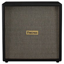 Friedman Vintage 4x12 Celestion Greenback/Vintage 30 Loaded Speaker Cab