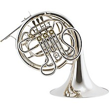 Vintage 8D Series Double Horn Nickel Fixed Bell