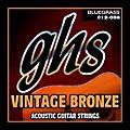 GHS Vintage Bronze 85/15 Acoustic Strings Light thumbnail