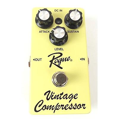 Rogue Vintage Compressor Effect Pedal