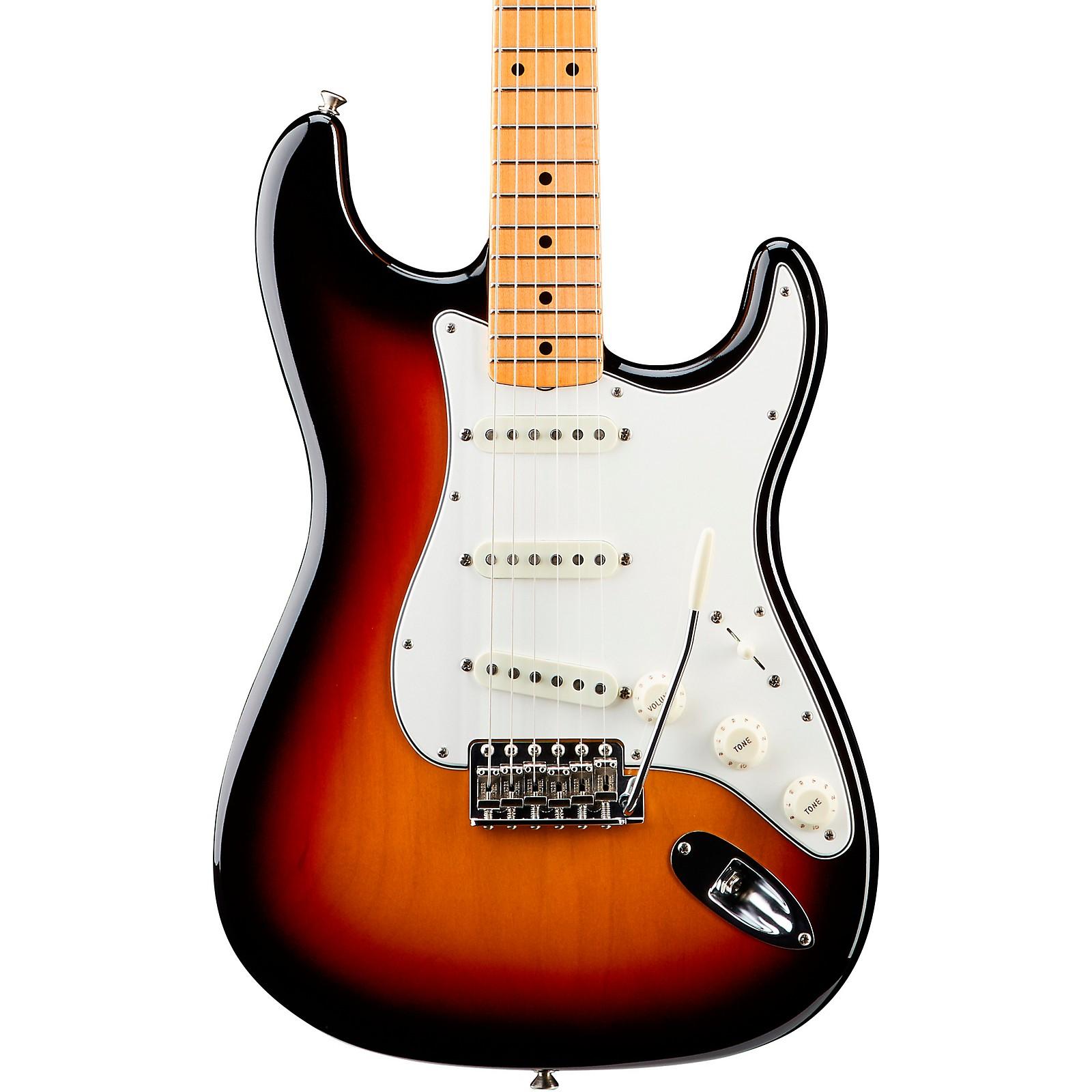 Fender Custom Shop Vintage Custom '62 Stratocaster Maple Fingerboard Electric Guitar