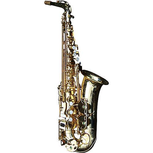 International Woodwind Vintage Dark Lacquer Alto Saxophone