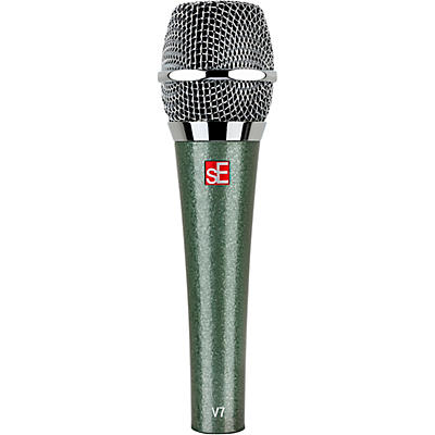 sE Electronics Vintage Edition V7 Supercardioid Dynamic Handheld Vocal Microphone