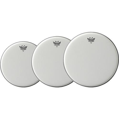 Remo Vintage Emperor Drum Head 3-Pack, 10/12/14