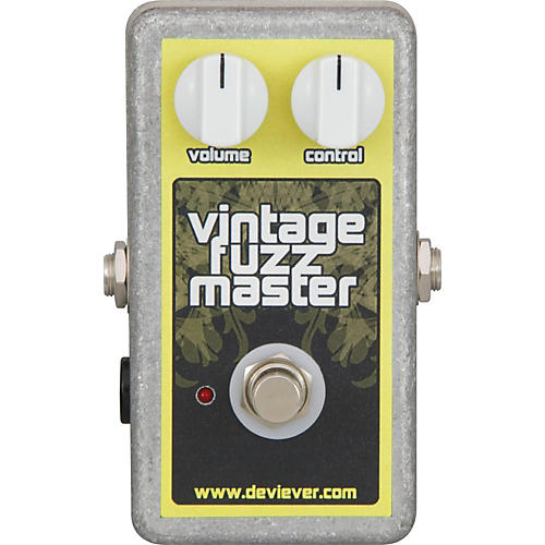 Devi Ever Vintage Fuzz Master Guitar Effects Pedal