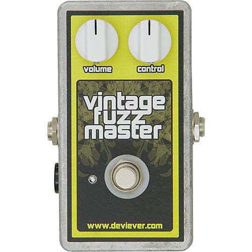Devi Ever Vintage Fuzz Master Guitar Effects Pedal