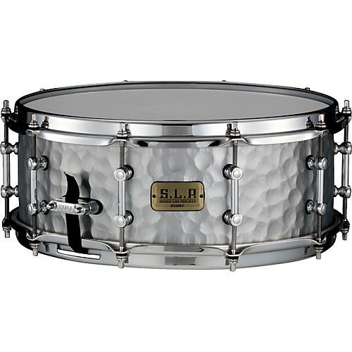 TAMA Vintage Hammered Steel Snare Drum 14 x 5.5 in.