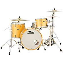 Vintage Hybrid Wood Fiberglass Series 3-Piece Shell Pack with 22 in. Bass Drum Antique Gold