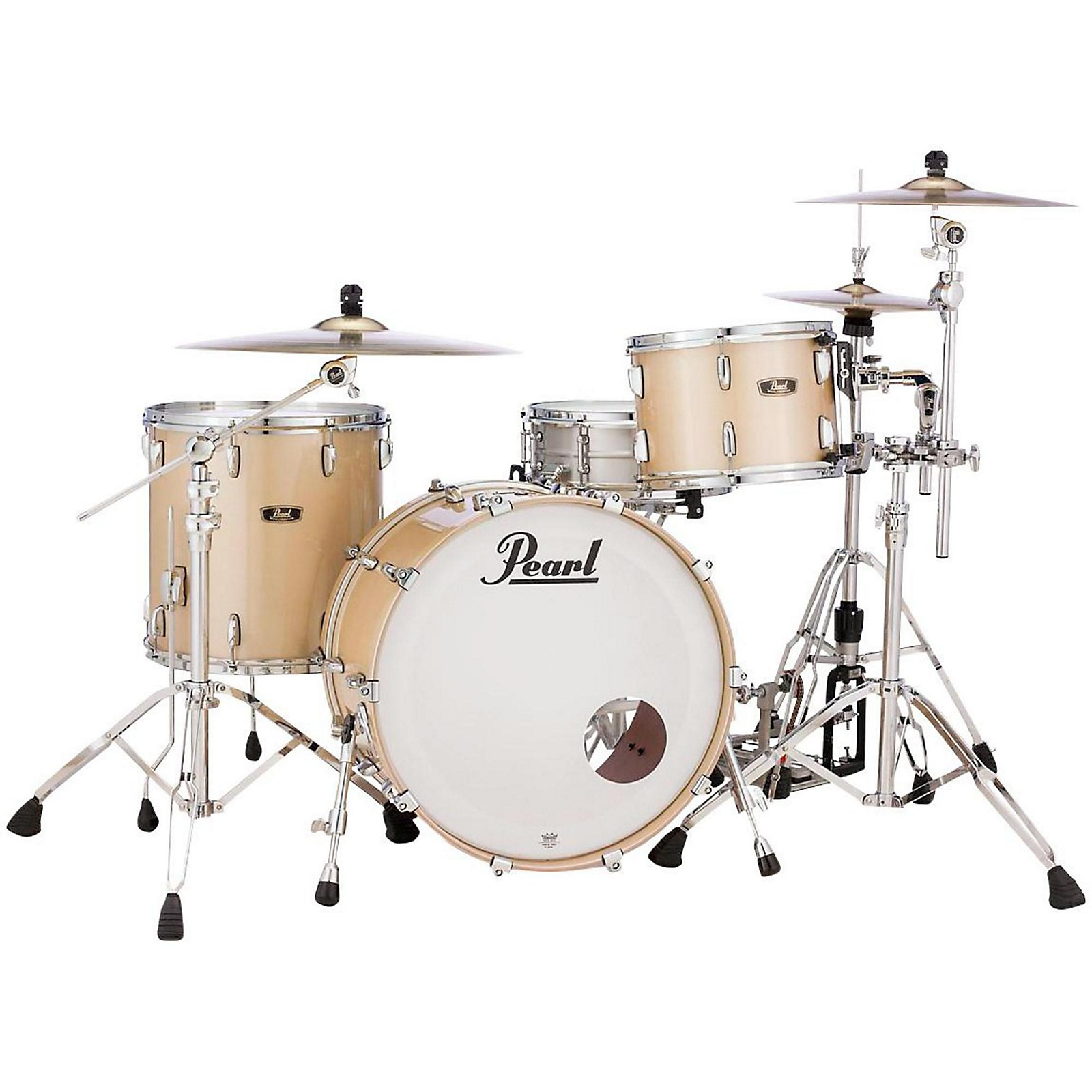 Pearl Vintage Hybrid Wood Fiberglass Series 3-Piece Shell Pack with 22 in. Bass Drum