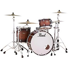 Pearl Vintage Hybrid Wood Fiberglass Series 3-Piece Shell Pack with 24 in. Bass Drum