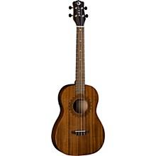 Luna Guitars Vintage Mahogany Acoustic-Electric Baritone Ukulele
