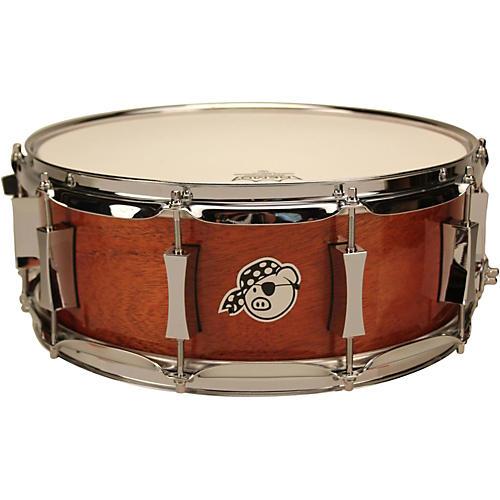 Pork Pie Vintage Mahogany Snare Drum