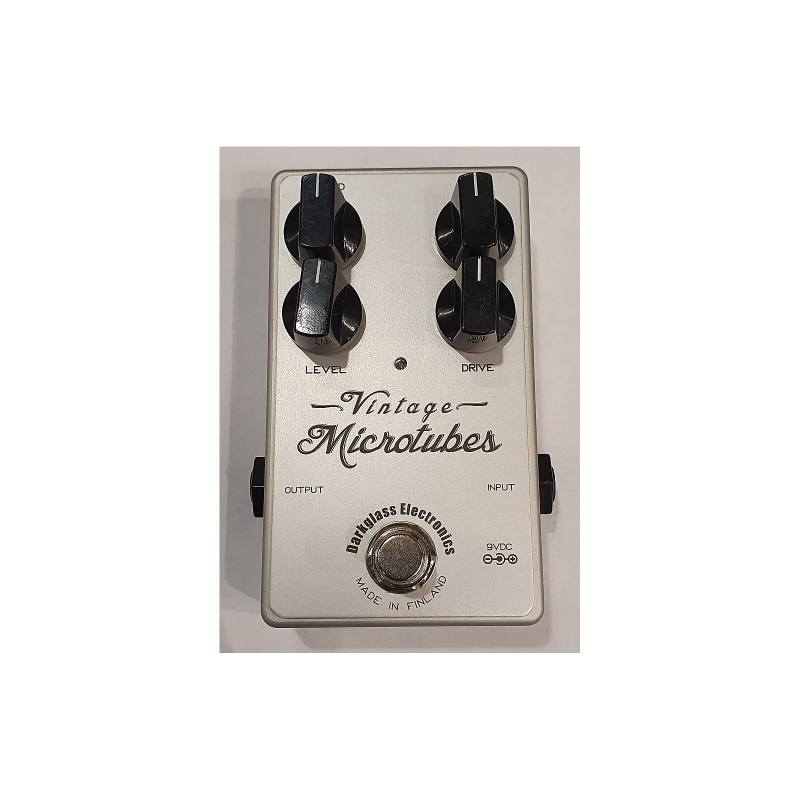 Darkglass Vintage Microtubes Effect Pedal