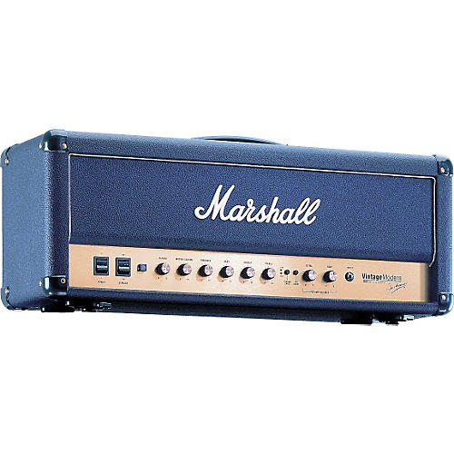 marshall vintage modern 2466 tube amp head musician 39 s friend. Black Bedroom Furniture Sets. Home Design Ideas