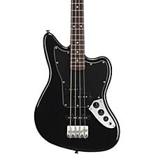 Vintage Modified Jaguar Bass Special SS (Short Scale) Black