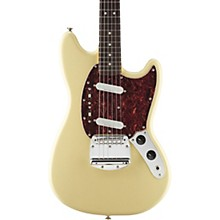 Vintage Modified Mustang Electric Guitar Vintage White