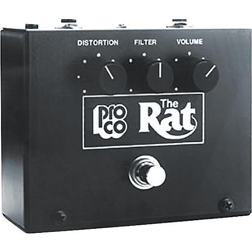 pedal Proco info rat vintage