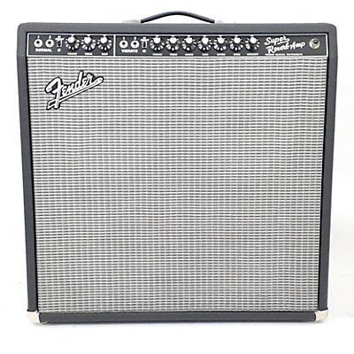 Fender Vintage Reissue 1965 Super Reverb 4x10 Tube Guitar Combo Amp