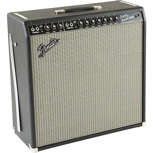 Fender Vintage Reissue '65 Super Reverb 4x10 Guitar Combo Amp Condition 1 - Mint