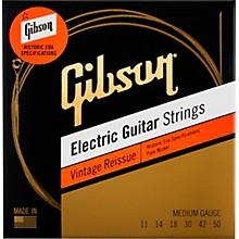 Gibson Vintage Reissue Electic Guitar Strings, Medium Gauge