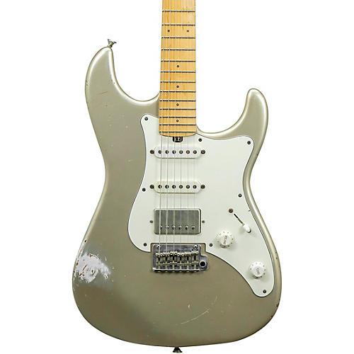 Friedman Vintage-S Aged HSS Electric Guitar Antique Silver