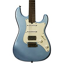 Vintage-S Aged HSS Rosewood Fingerboard Electric Guitar Metallic Blue