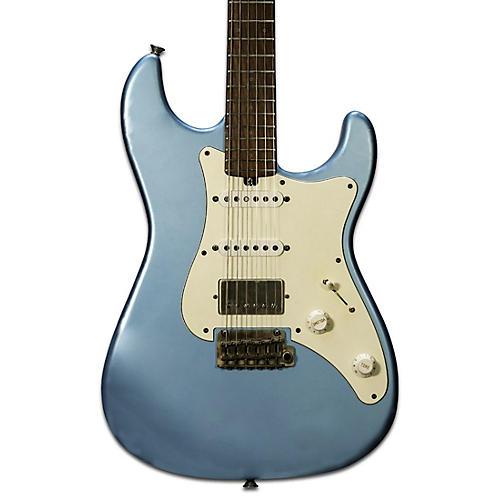 Friedman Vintage-S Aged HSS Rosewood Fingerboard Electric Guitar Metallic Blue