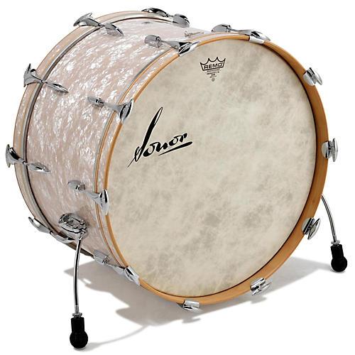 SONOR Vintage Series Bass Drum 24 x 14 in. Vintage Pearl
