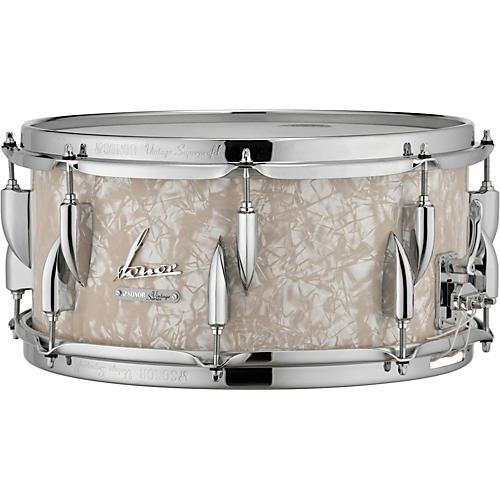 SONOR Vintage Series Snare Drum 14x6.5 in. 14 x 6.5 in. Vintage Pearl