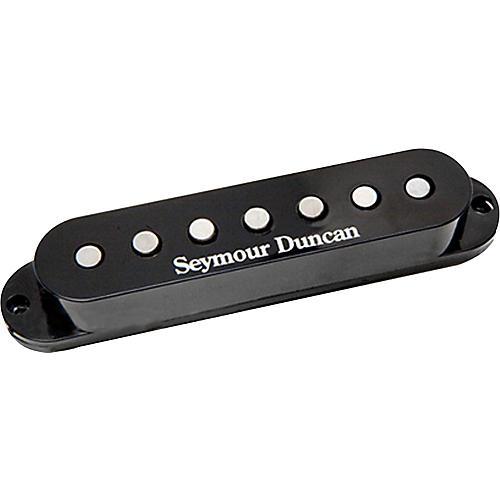 seymour duncan vintage staggered ssl 1 single coil 7 string electric guitar pickup black. Black Bedroom Furniture Sets. Home Design Ideas