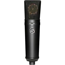 Warm Audio Vintage-Style Condenser Microphone Black