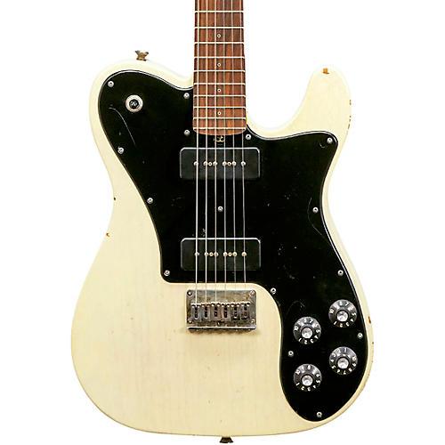 Friedman Vintage-T P90 Aged Electric Guitar Vintage Blonde