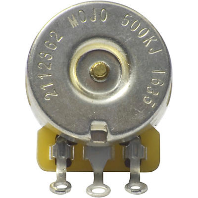 Mojotone Vintage Taper CTS 500K Short Shaft Potentiometer