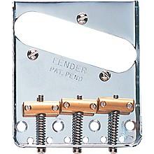 Open BoxFender Vintage Tele 3-Saddle Bridge
