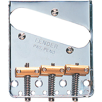 Fender Vintage Tele 3-Saddle Bridge