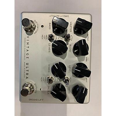 Darkglass Vintage Ultra Bass Preamp