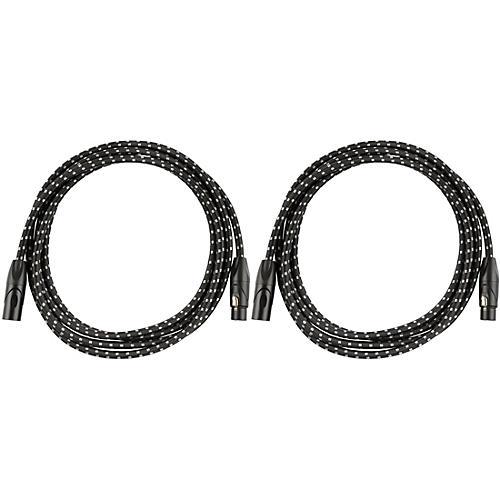 Fender Vintage Voltage Microphone Cable - 2 Pack