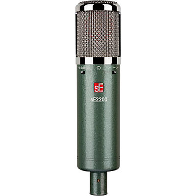 SE Electronics Vintage sE2200 Large-diaphragm Condenser Microphone