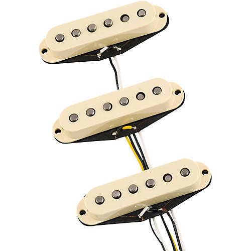 Fender Vintera '50s Vintage Stratocaster Pickup Set Aged White