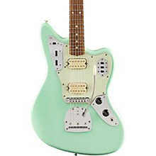 Vintera '60s Jaguar Modified Electric Guitar Surf Green
