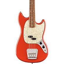 Vintera '60s Mustang Bass Fiesta Red