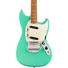 Vintera '60s Mustang Electric Guitar Sea Foam Green