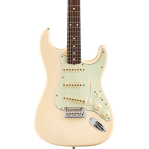 Fender Vintera '60s Stratocaster Modified Electric Guitar Olympic White