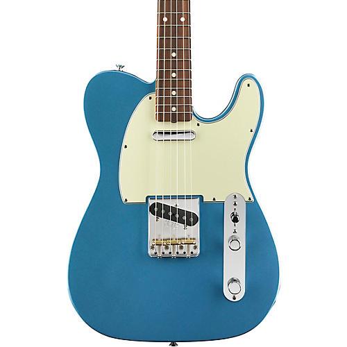 Fender Vintera '60s Telecaster Modified Pau Ferro Fingerboard Electric Guitar Lake Placid Blue