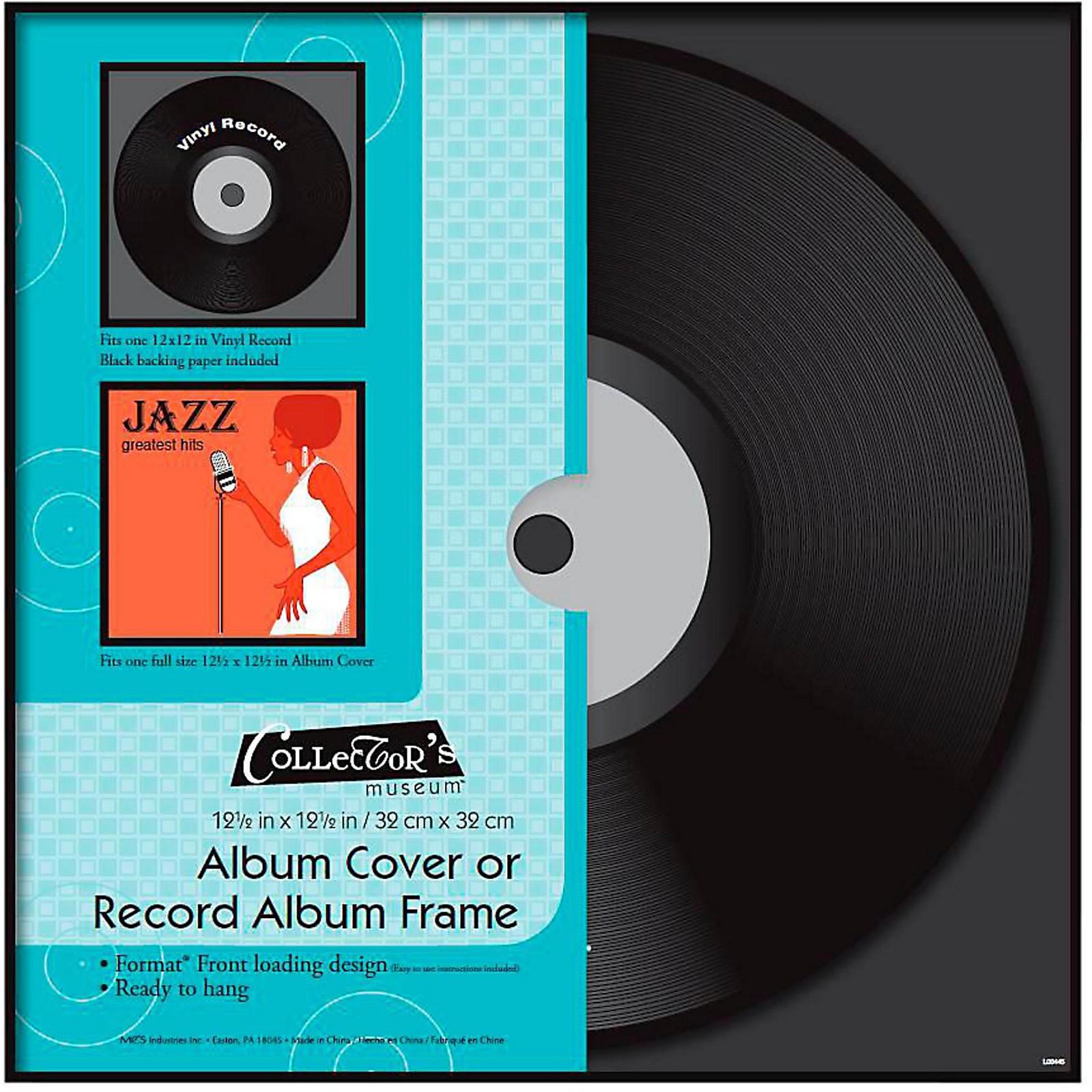 Collector's Museum Vinyl LP Format Record Album Frame Regular