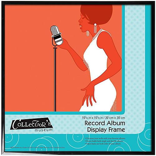 Collector's Museum Vinyl LP Record Album PVC Frame Regular